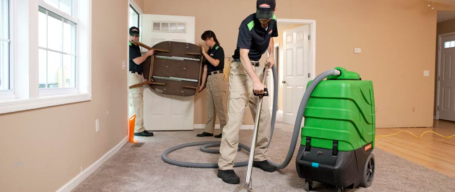 North Vernon, IN residential restoration cleaning